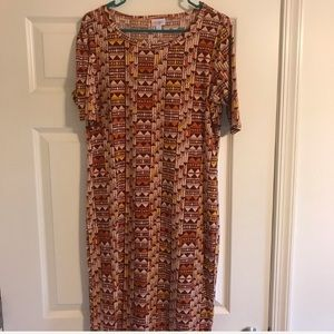 LAST CHANCE! LulaRoe Julia Dress